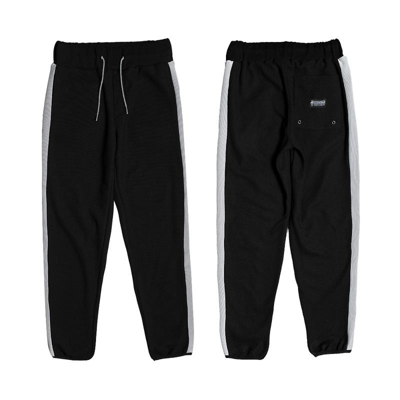 Hexagon Track Pants (BK)